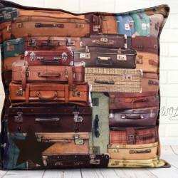 Handgemaakte kussen koffers 2 50x50 cm