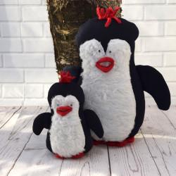Pinguïns set van 2